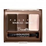 Afbeelding van Bourjois Brow Palette : 02 Brunette