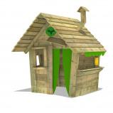 Zdjęcie Fatmoose Drewniany domek dla dzieci HippoHouse Heavy XXL