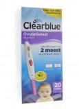 Afbeelding van Clearblue Ovulation Digistick 20st