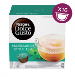 Afbeelding van dolce gusto thee marrakesh 16 cups voor 8 kopjes