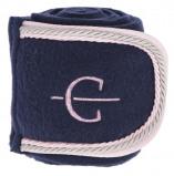Afbeelding van Cavalliero Fleecebandages 4pack darkblauw ONESIZE