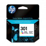 Afbeelding van HP 301 INK COLOR inktcartridges (kleur)