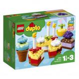 Afbeelding van 10862 LEGO® DUPLO® Mijn eerste feest