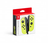 Image of Nintendo Hac Joy Con set controller (Colour: yellow)