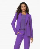 Bilde av Drykorn Blazer Purple Golders Crepe