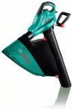 Afbeelding van Bosch ALS 25 Bladblazer met verzamelbak en handschoenen Groen