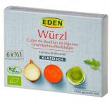 Afbeelding van Eden Bouillon Groente Bio Tabletten 6TB