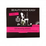 Abbildung von Beauty Made Easy Pink Oil Blotting Sheets Gesichtsreinigung Beauty