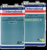 Afbeelding van International clear wood sealer fast dry 10 l