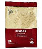 Afbeelding van koffiepads alex meijer regular 36 stuks