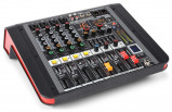 Afbeelding van Power Dynamics PDM M404A 4 kanaals muziek mixer / versterker
