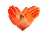 Afbeelding van Ansell Activarmr Hi Viz 97 012 Handschoen Oranje 9 Handschoenen nitril