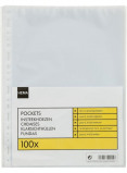 Image of HEMA 100 pack Of Plastic Wallets