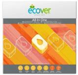 Afbeelding van Ecover Vaatwastabletten All In 1, 68 tabletten