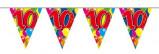 Afbeelding van Amigo Vlaggenlijn ballonnen: 10 jaar meter