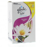 Afbeelding van Glade By Brise One Touch Navul Relax Zen 2st