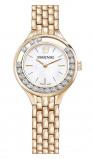 Afbeelding van Swarovski 5261496 Lovely Crystals Mini Watch dameshorloge horloge Parelmoer