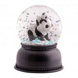 Afbeelding van A Little Lovely Company sneeuwbol Panda