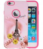 Afbeelding van 3D Print Hard Case voor iPhone 6 Paris