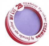 Afbeelding van 2b Oogschaduw my eyeshadow 03 violet 1 Stuk