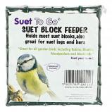 Obrázek SuetToGo Suet Block Feeder Green
