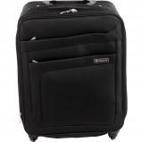 Afbeelding van Adventure Bags Bordlite Expandable Spinner 50cm Zwart koffer
