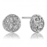 Afbeelding van Ania Haie 925 Sterling Zilveren Coins Oorbellen AH E009 04H