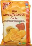 Afbeelding van 3pauly Aardappelsnack paprika 85g