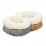 Obrázek All For Paws Donut Bed Lambswool