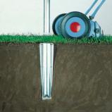 Afbeelding van Brabantia Grondanker metaal 35 mm droogmolen