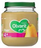 Afbeelding van Olvarit 1e Fruithapje 4m Peer 125 gr