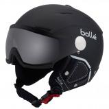 Afbeelding van Bollé Backline Visor All Weather Helm Soft Black White 54 56 Cm