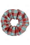 Image de America Today Hommes Gift Aop Scrunchie Bleu ( Taille:ONE SIZE)