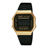 Abbildung von Casio Basic Retro Uhr A168WEGB 1BEF