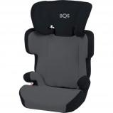 Afbeelding van BabyAuto autostoeltje BM groep 2 3 zwart/grijs