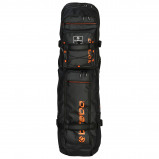 Afbeelding van Brabo Elite Kangaroo Sticktas Black Orange