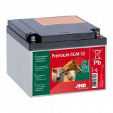 Image de Ako Batterie AGM Premium 32Ah 32Ah