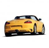 Afbeelding van Achter Diffuser Splitter Extention Porsche Boxster