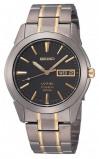 Afbeelding van Seiko SGG735P1 herenhorloge horloge Grijs,Zwart
