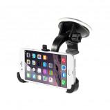Bilde av 360 Rotasjon Smartfon feste (Sort) for iPhone 6