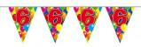Afbeelding van Amigo Vlaggenlijn ballonnen: 6 jaar 10 meter