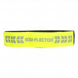 Afbeelding van Equi Flector Reflecterende Hoeden Band Yellow