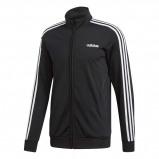 Afbeelding van Adidas Essentials 3S Trainingsjack Heren Black White L