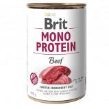 Afbeelding van Brit Mono Protein Beef Hond 6x400gr Hondenvoer Natvoer