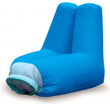 Image of Balvi Cloud inflatable chair (Colour: turquoise)