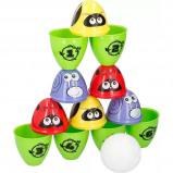Afbeelding van Eddy Toys 2 in 1 bowling & werpspel 13 delig