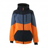 Zdjęcie Brunotti Boys casual jackets Crater Boys Orange size 116