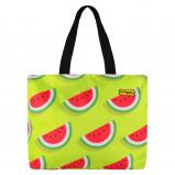 Afbeelding van BHPPY Strandtas Two In A Melon Reistassen zonder wielen
