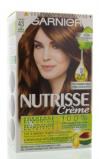 Afbeelding van Garnier Nutrisse Crème haarkleuring 3 Donkerbruin