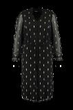 Image de FSTVL by MS Mode Mesdames Robe chemise Noir